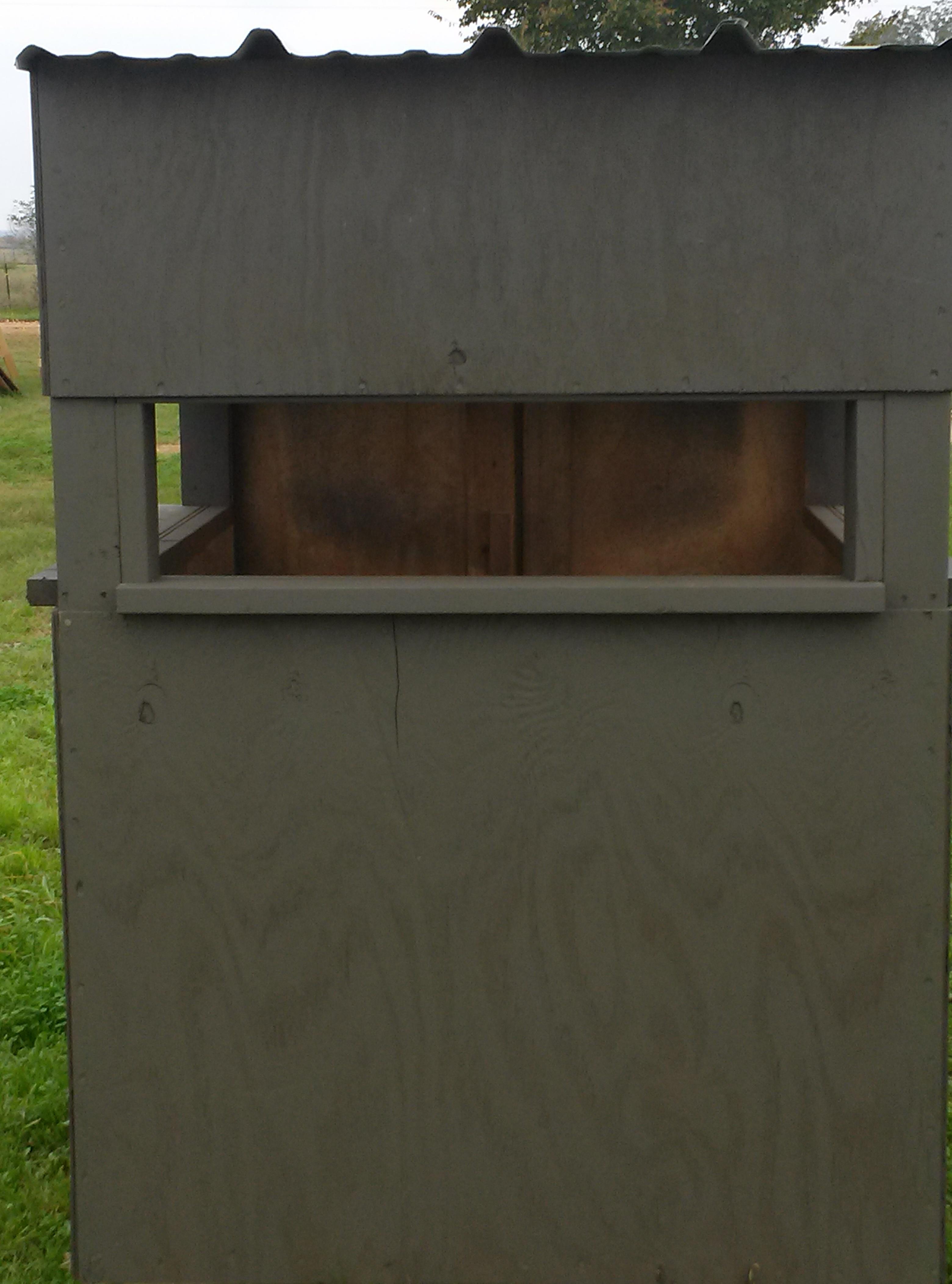 blinds in sale for stands deer texas fiberglass x htm